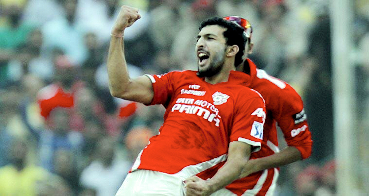 player Rishi Dhavan