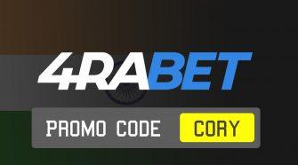 4rabet promo code in India